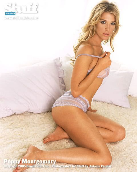 Can believe Poppy montgomery nude topless speaking